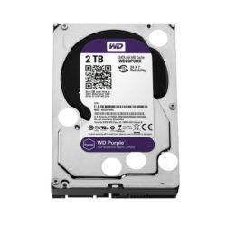 Жёсткий диск для видеонаблюдения, Western Digital, WD20PURX Purple, HDD 2Tb, SATA 6Gb/s 64Mb 3,5