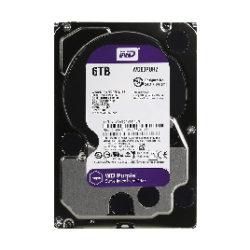 Жёсткий диск для видеонаблюдения, Western Digital, WD60PURZ Purple,